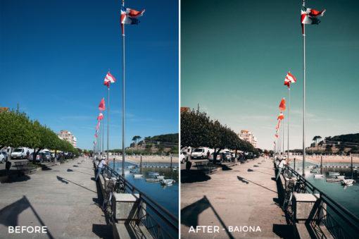 Baiona - Mikhail Malyugin Spain Lightroom Presets - FilterGrade