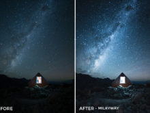 Milkyway - Catherine Simard Lightroom Presets - FilterGrade