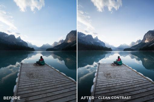 Clean Contrast - Catherine Simard Lightroom Presets - FilterGrade