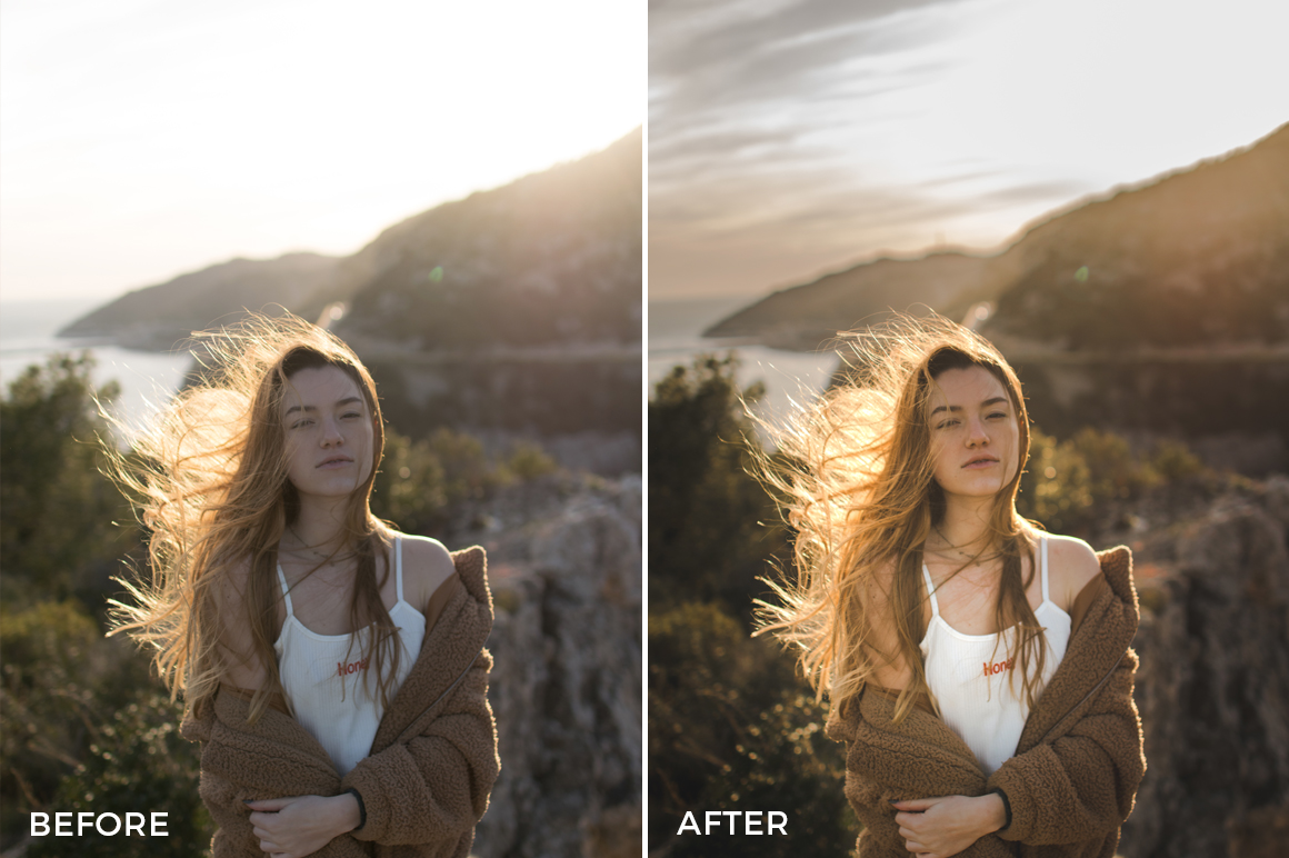 7 Joan Slye Portrait Lightroom Presets - FilterGrade