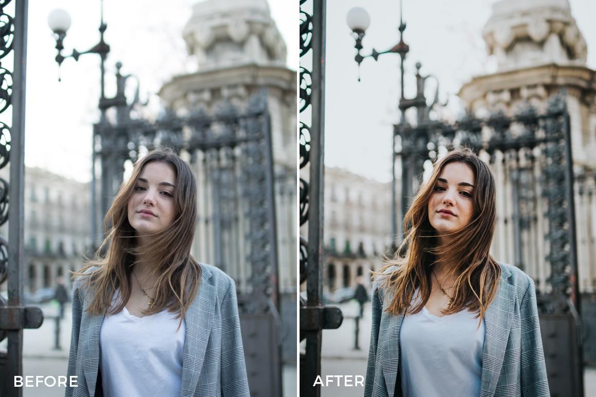 4 Joan Slye Portrait Lightroom Presets - FilterGrade