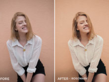 Rosemary 1 - CHILL + CHEER Lightroom Presets by Payton Hartsell - FilterGrade