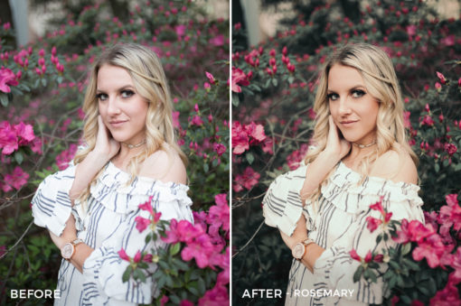 Rosemary - CHILL + CHEER Lightroom Presets by Payton Hartsell - FilterGrade