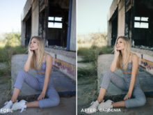 Gardenia - CHILL + CHEER Lightroom Presets by Payton Hartsell - FilterGrade