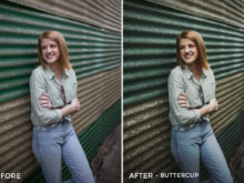 Buttercup 1 - CHILL + CHEER Lightroom Presets by Payton Hartsell - FilterGrade