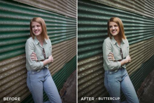 Buttercup 1 - CHILL + CHEER Lightroom Presets by Payton Hartsell - FilterGrade