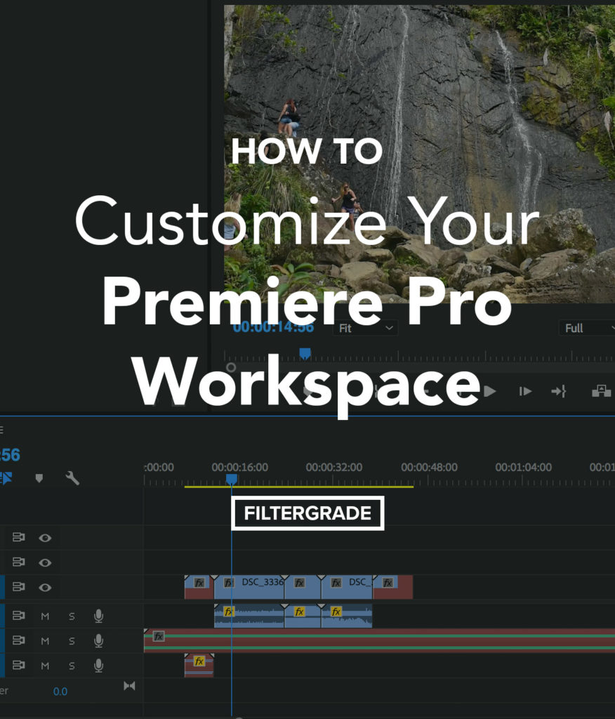 Customize your Premiere Pro workspace with ease and improve your video editing workflow with this tutorial.