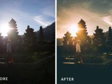 6 Roberto Volta Lightroom Presets - FilterGrade