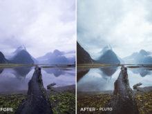 Pluto - Michael Kagerer Lightroom Presets V3 - FilterGrade