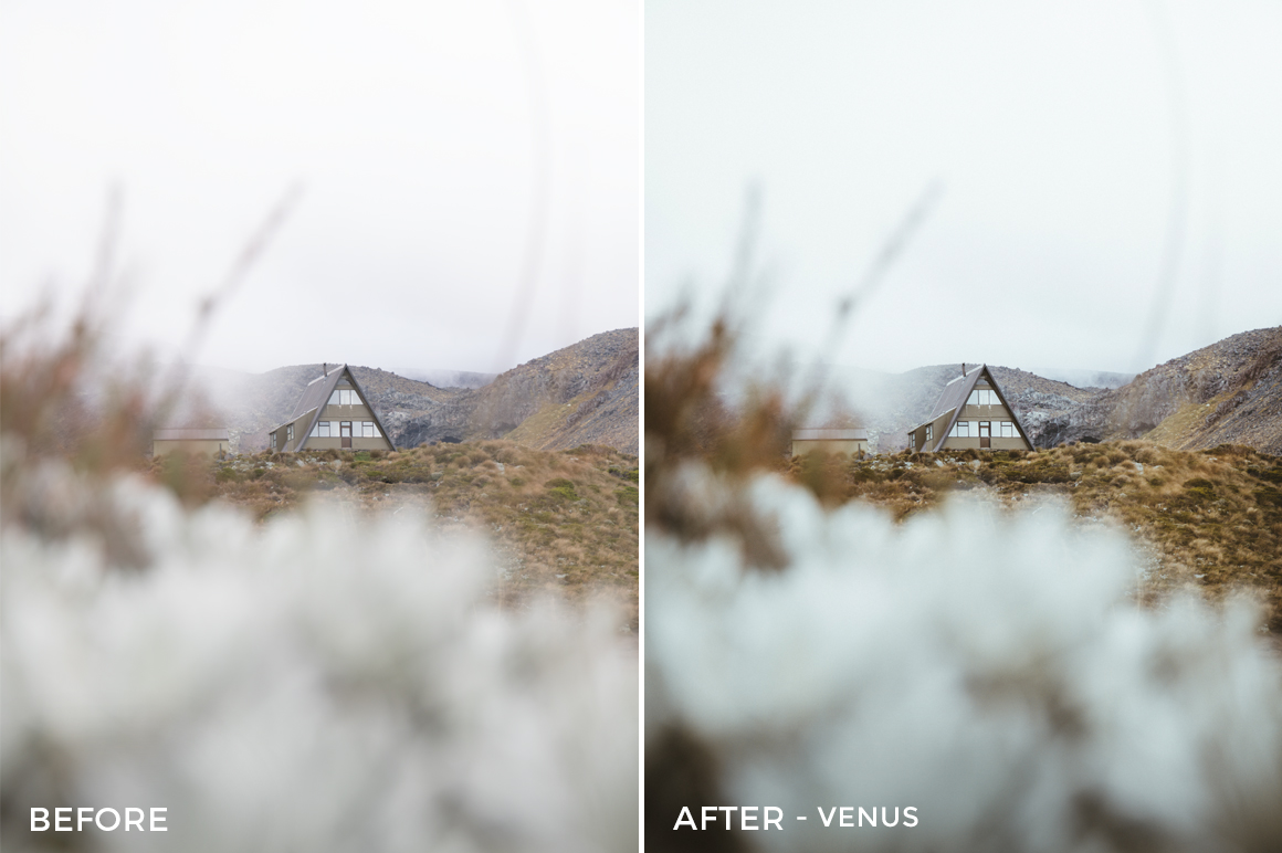 Venus - Michael Kagerer Lightroom Presets V3 - FilterGrade
