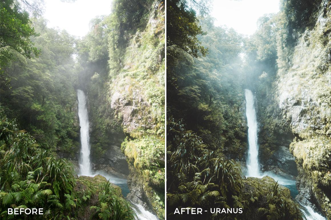 Uranus - Michael Kagerer Lightroom Presets V3 - FilterGrade
