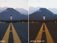 Mercury - Michael Kagerer Lightroom Presets V3 - FilterGrade
