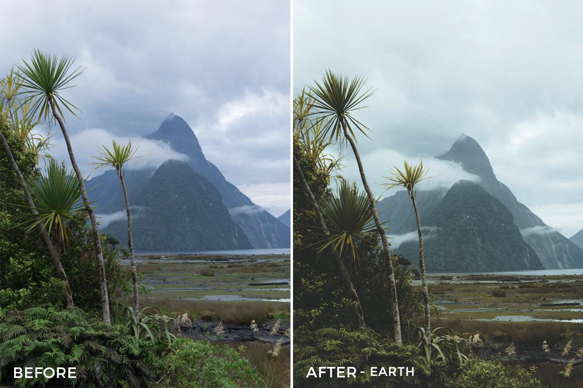 Earth - Michael Kagerer Lightroom Presets V3 - FilterGrade