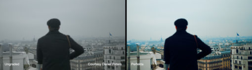 travel video luts