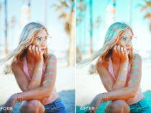6 Nick Asphodel Moody Portrait Lightroom Presets - FilterGrade