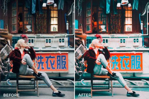 3 Nick Asphodel Moody Portrait Lightroom Presets - FilterGrade