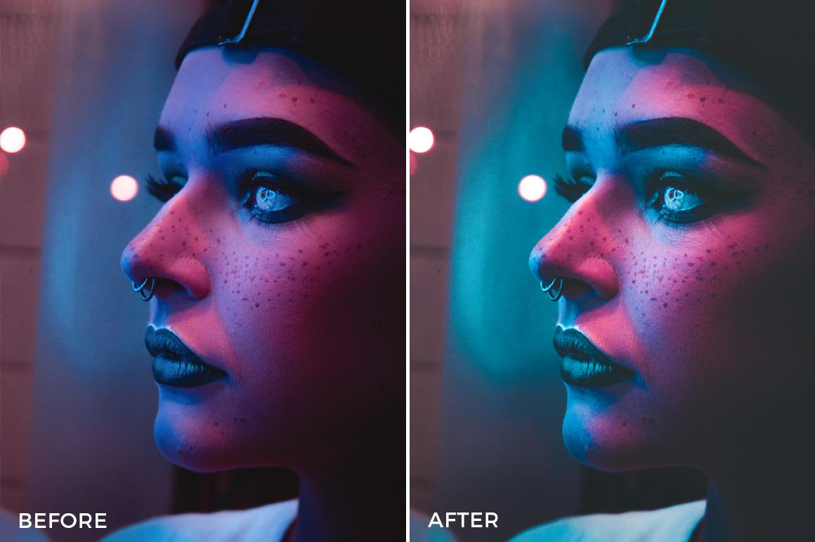 2 Nick Asphodel Moody Portrait Lightroom Presets - FilterGrade