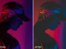 1 Nick Asphodel Moody Portrait Lightroom Presets - FilterGrade