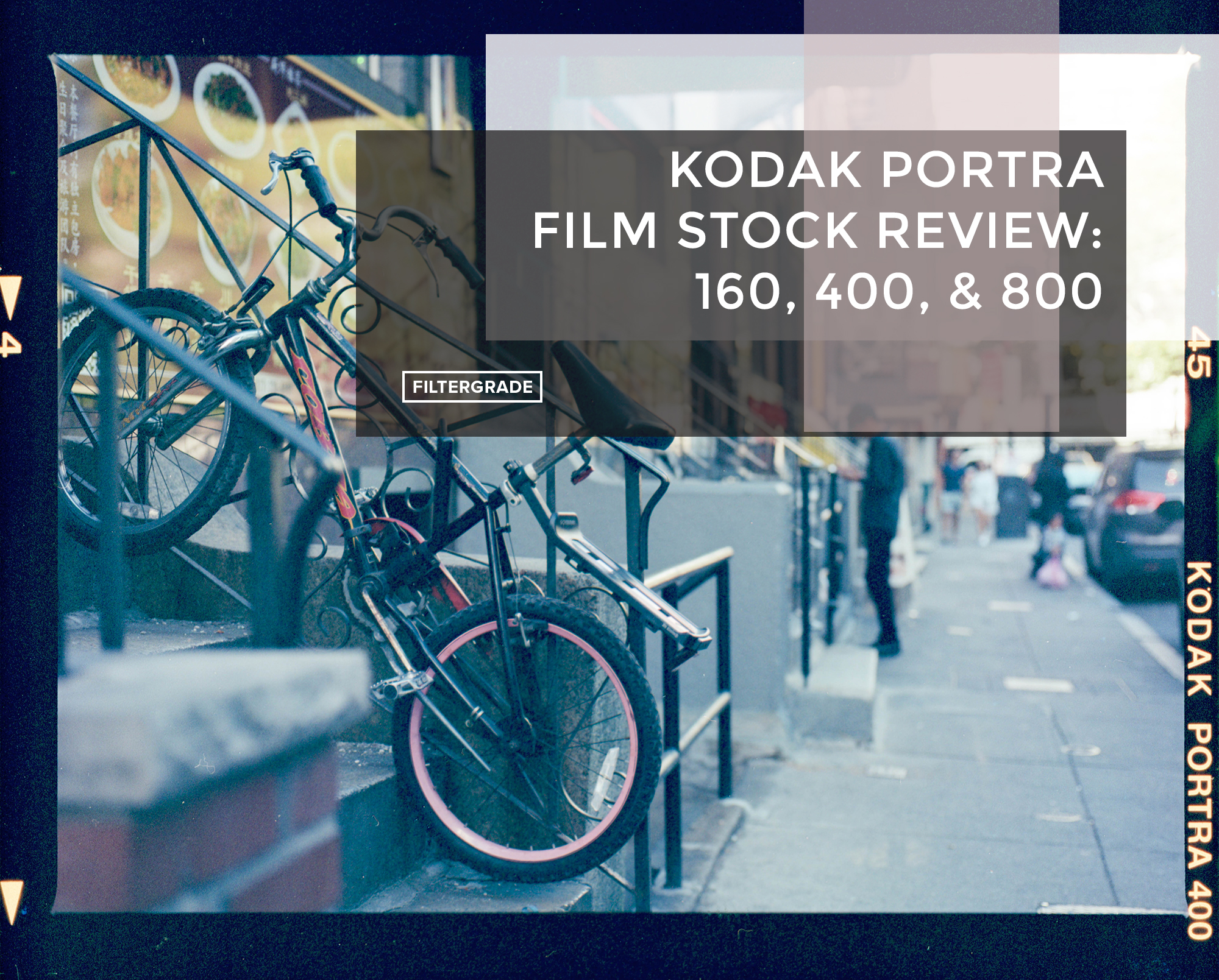 Kodak Portra Film Stock Review: 160, 400, & 800 - FilterGrade