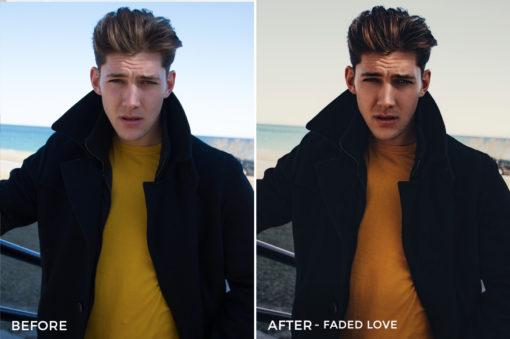 Faded Love - NEW Barrington Orr Lightroom Presets - FilterGrade