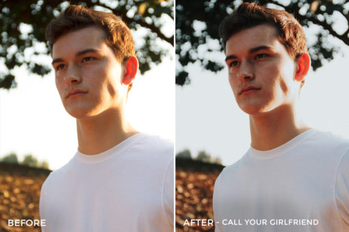 Call Your Girlfriend - NEW Barrington Orr Lightroom Presets - FilterGrade