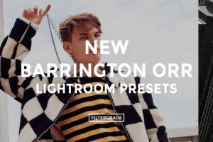 NEW Barrington Orr Lightroom Presets - FilterGrade