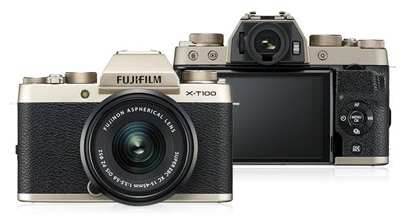 3 Fujifilm Reveals New X-T100 Mirrorless, 4k Camera - FilterGrade