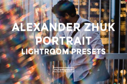 Alexander Zhuk Portrait Lightroom Presets - FilterGrade