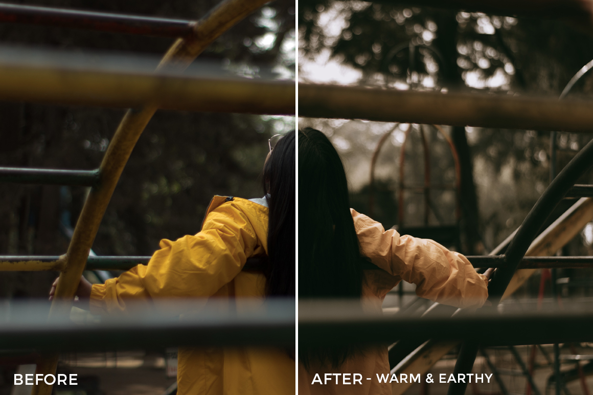 Warm & Earthy - Kevin Alejandro Lightroom Presets - FilterGrade