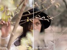 Pink - Kevin Alejandro Lightroom Presets - FilterGrade