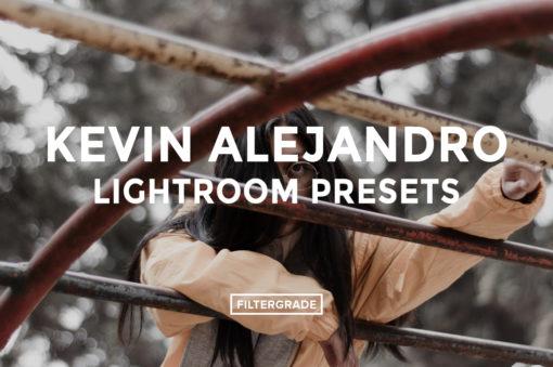 Kevin Alejandro Lightroom Presets - FilterGrade