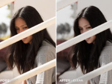 Clean - Kevin Alejandro Lightroom Presets - FilterGrade