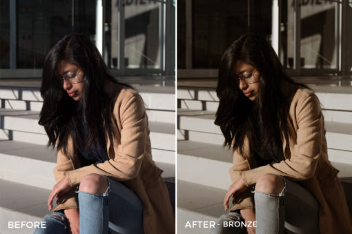 Bronze - Kevin Alejandro Lightroom Presets - FilterGrade