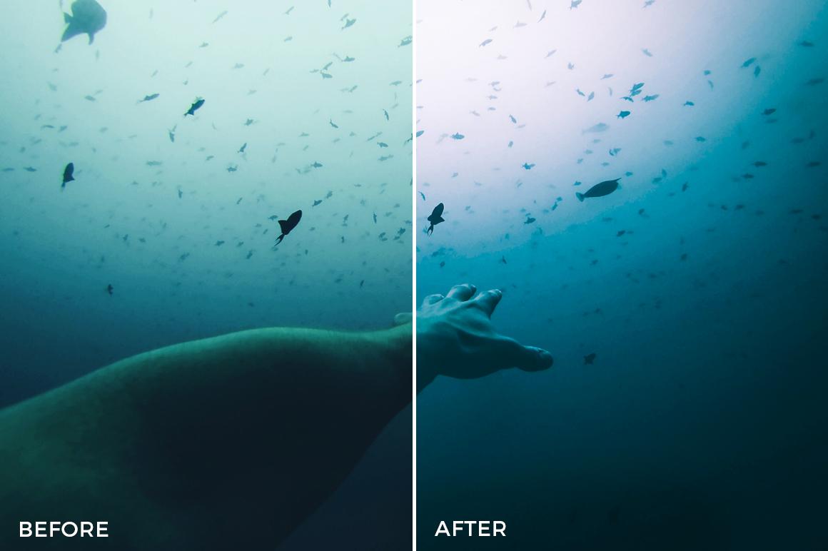 5 Nick Asphodel Wanderlust Lightroom Presets - FilterGrade