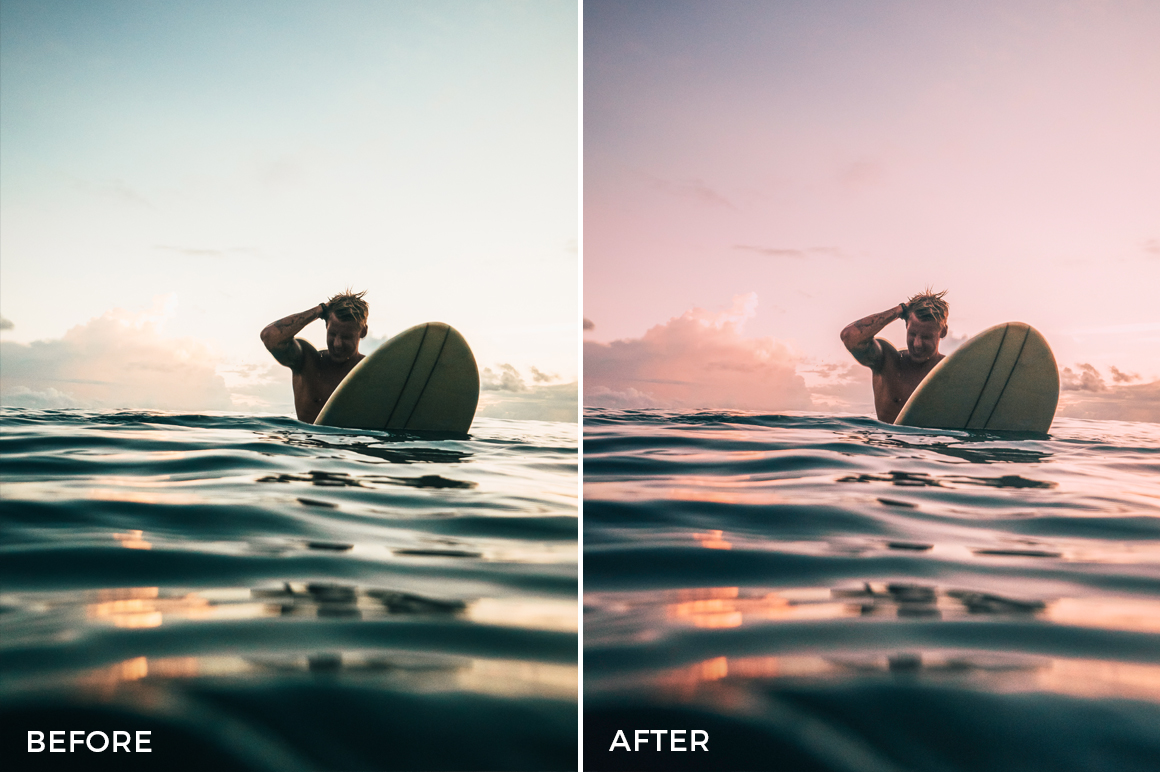 3 Nick Asphodel Wanderlust Lightroom Presets - FilterGrade