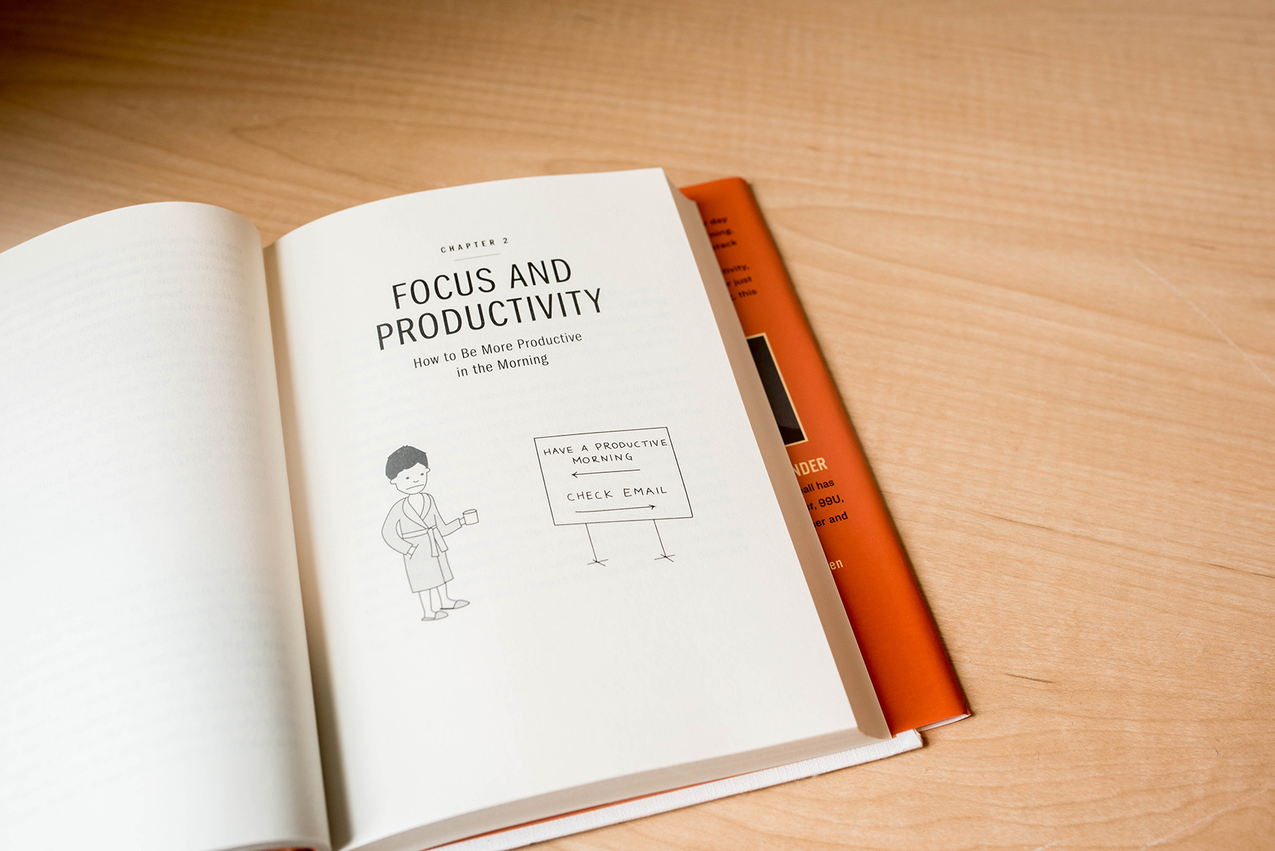 Focus - My Morning Routine Book Review - Benjamin Spall - Michael Xander - FilterGrade