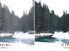 Wilderness - Joshua Fuller Lightroom Presets Vol. 4 - Dolomites - FilterGrade