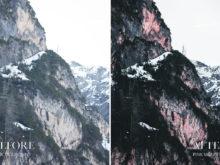 Pink Mountain - Joshua Fuller Lightroom Presets Vol. 4 - Dolomites - FilterGrade