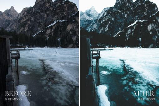 Blue Mood - Joshua Fuller Lightroom Presets Vol. 4 - Dolomites - FilterGrade