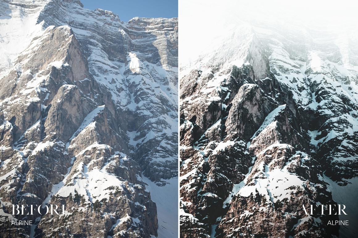 Alpine - Joshua Fuller Lightroom Presets Vol. 4 - Dolomites - FilterGrade