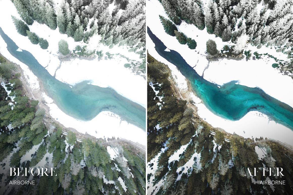 Airborne - Joshua Fuller Lightroom Presets Vol. 4 - Dolomites - FilterGrade