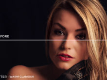 Warm Glamour - Russell Cardwell Vivid 01 LUTs - FilterGrade