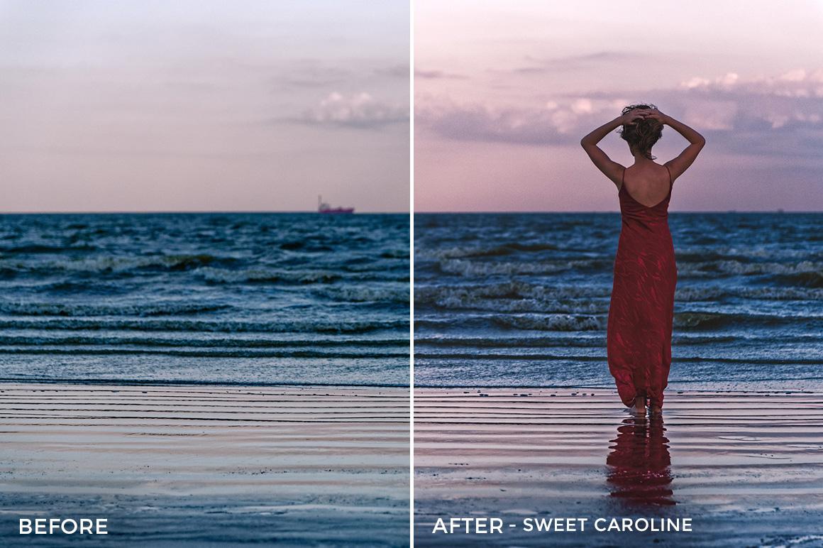 Sweet Caroline - Russell Cardwell Vivid 01 LUTs - FilterGrade