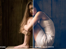 Blue Moon - Russell Cardwell Vintage 01 LUTs - FilterGrade