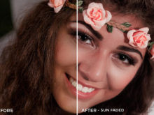 Sun Faded - Russell Cardwell Faded 01 LUTs - FilterGrade
