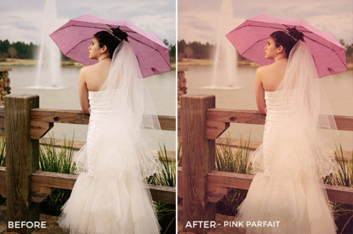 Pink Parfait - Russell Cardwell Faded 01 LUTs - FilterGrade