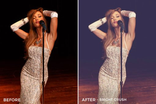 Bright Crush - Russell Cardwell Faded 01 LUTs - FilterGrade