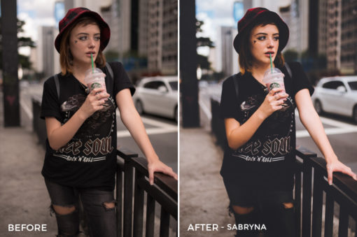 Sabryna - Renan Rodrigues Lightroom Presets - FilterGrade