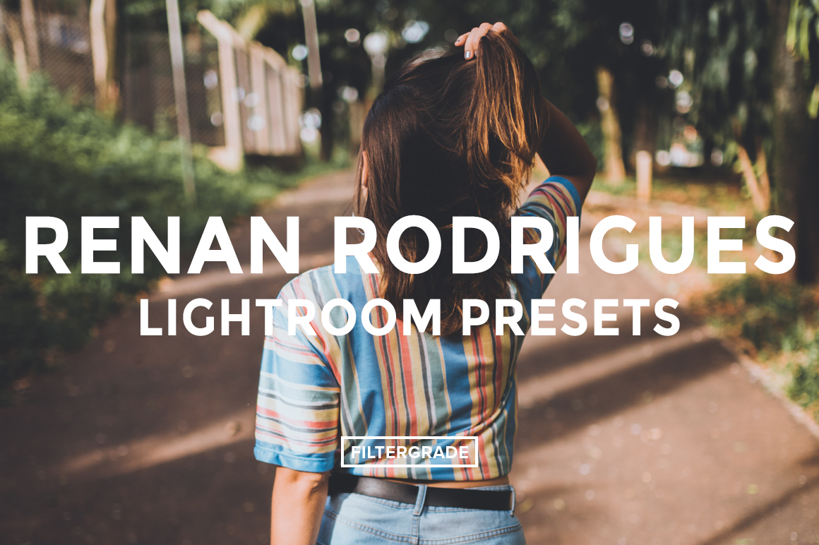 Renan Rodrigues Lightroom Presets - FilterGrade