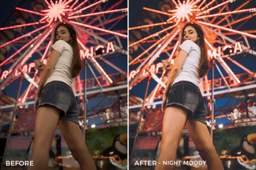 Night Moody - Renan Rodrigues Lightroom Presets - FilterGrade